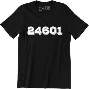 Prisoner 24601 Classic Men's Premium T-shirt Tee